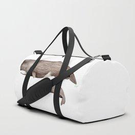 Sperm whale Duffle Bag
