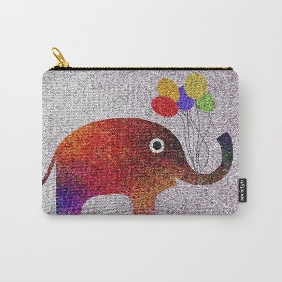 Children Elephant Carry-All Pouch