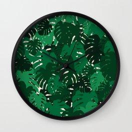 Botanica 01 Wall Clock