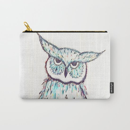 Havin' a Hoot Carry-All Pouch