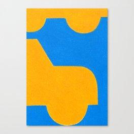 O'range Canvas Print