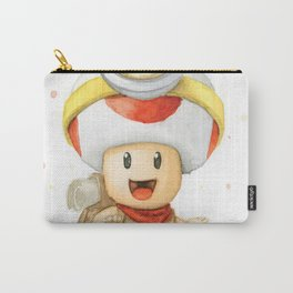 Captain Toad Carry-All Pouch