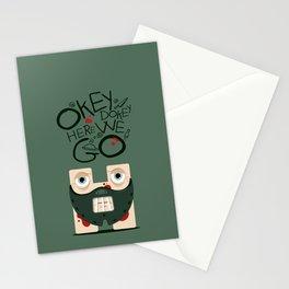 Okey Dokey Hannibal Stationery Cards