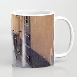 Narrow passageway Stockholm Coffee Mug