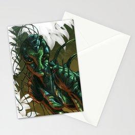 Lady Lizard Stationery Cards