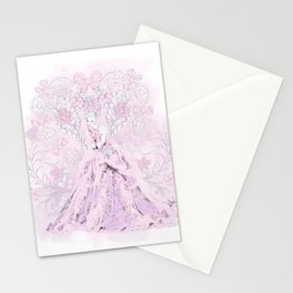 Rococo Marie Stationery Cards