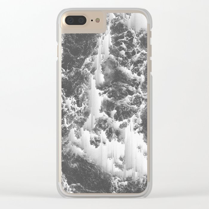 BAD GIRLS Clear iPhone Case