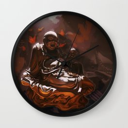 Hotei Wall Clock