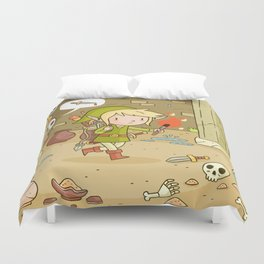 A Link to the past Duvet Cover