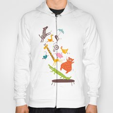 trampolinists Hoody