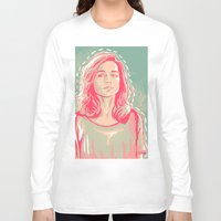 allison argent Long Sleeve T-shirts featuring allison + colors by christina