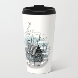 DEEP IN THE HEART OF THE FOREST Travel Mug