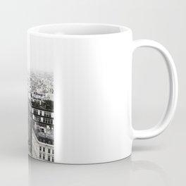 The Avenue des Champs-Elysees Coffee Mug