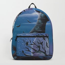 Moon Tree Backpack
