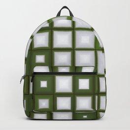 Modern Glass Tiles Backpack