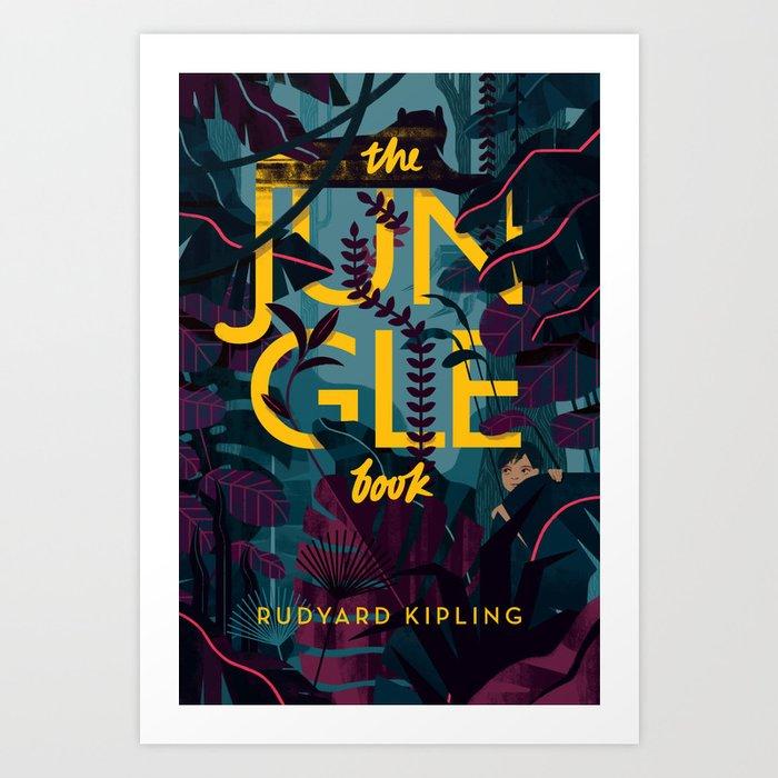 The Jungle Book Art Print