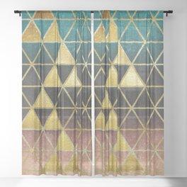 Twilight Sheer Curtain