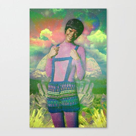 Sugga Momma Canvas Print