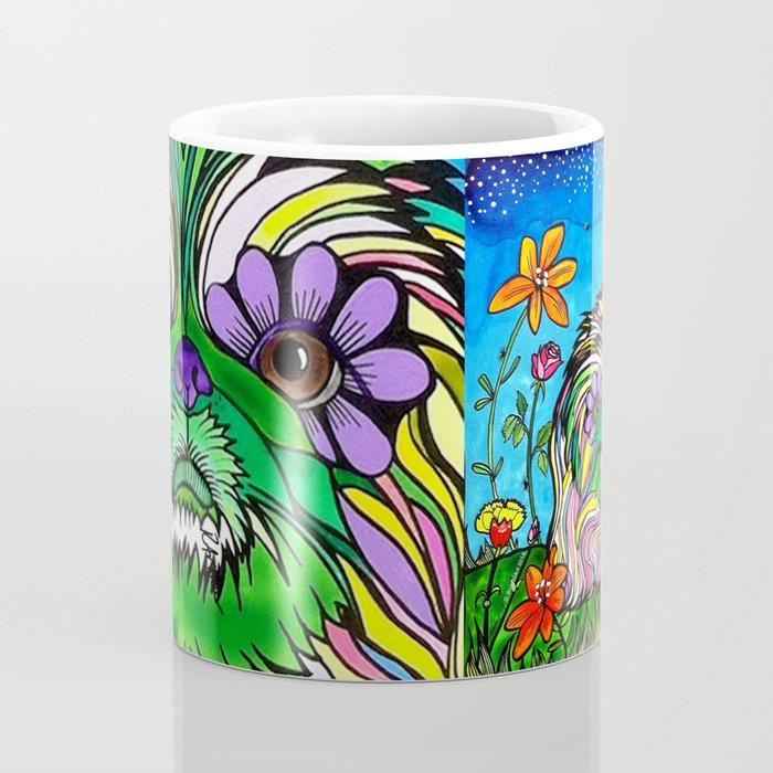 Lily Rose, the Pekingese Coffee Mug
