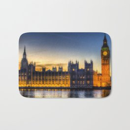 Westminster London Bath Mat