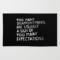 Disappointments /2/ Rug