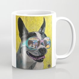 Frosty Face Friday with Gracie Gabriella at the Beach Coffee Mug