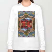china Long Sleeve T-shirts featuring China. by Grant Pearce