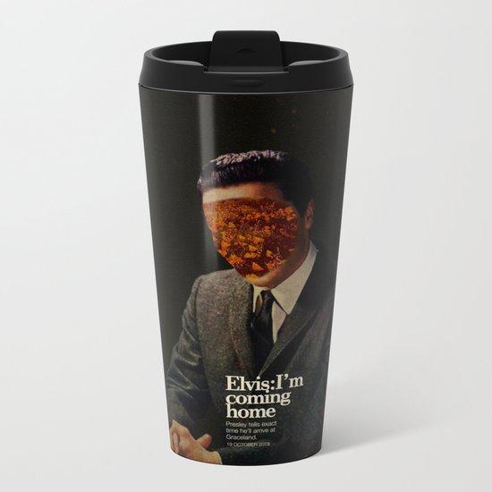 King Metal Travel Mug