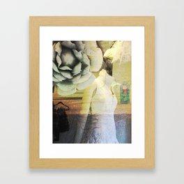 Hollywood Blvd Dawn Framed Art Print