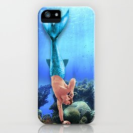 Merman Derek iPhone Case