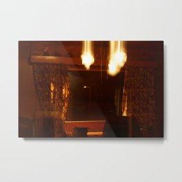 Shutter Flares Metal Print