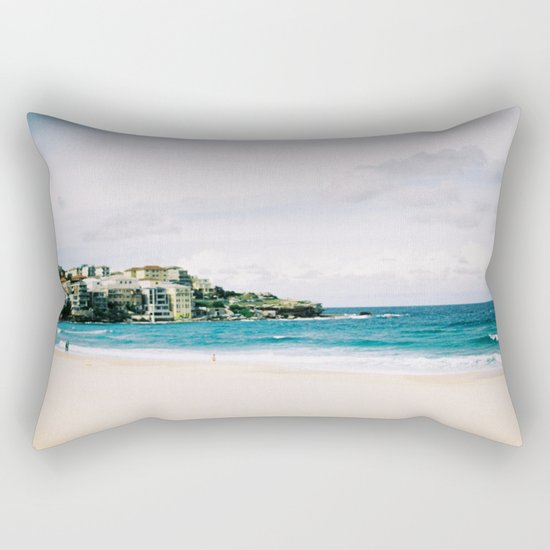 You In The Light & Nothing Else Rectangular Pillow