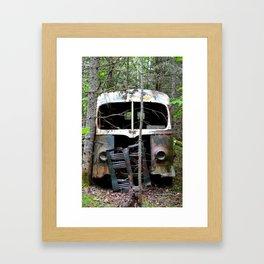 Bancroft Framed Art Print