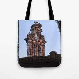 Bell Gable (color) Tote Bag