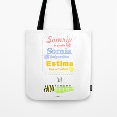 {CAT} SOMRIU · SOMIA · ESTIMA Tote Bag