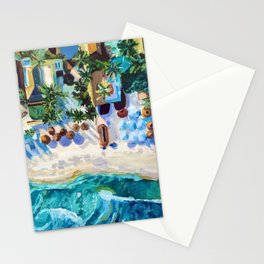 Tulum (Aerial) Stationery Cards