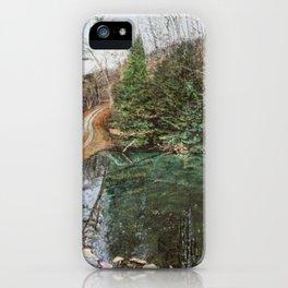 Appalachia Pond iPhone Case
