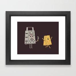 Jason Gorecheese Framed Art Print