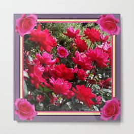 Essence of Roses Metal Print