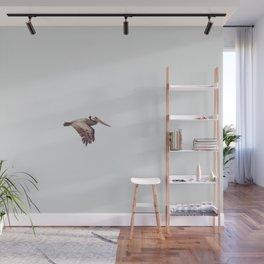 Solo Flight Wall Mural