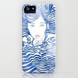 Water Nymph XLIII iPhone Case
