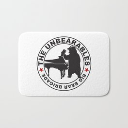 The UnBearables Bath Mat