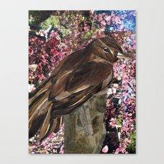 Xenop Canvas Print
