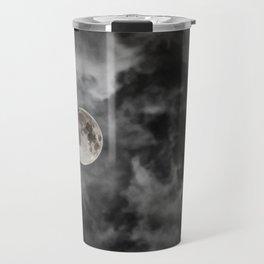 Black Night Travel Mug