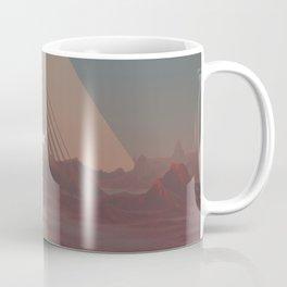 Lost Astronaut Series #01 - Enter the Void Coffee Mug