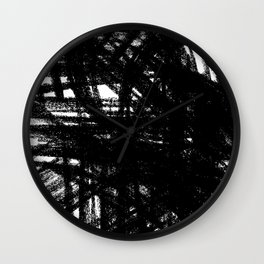 Moderm Railways Wall Clock