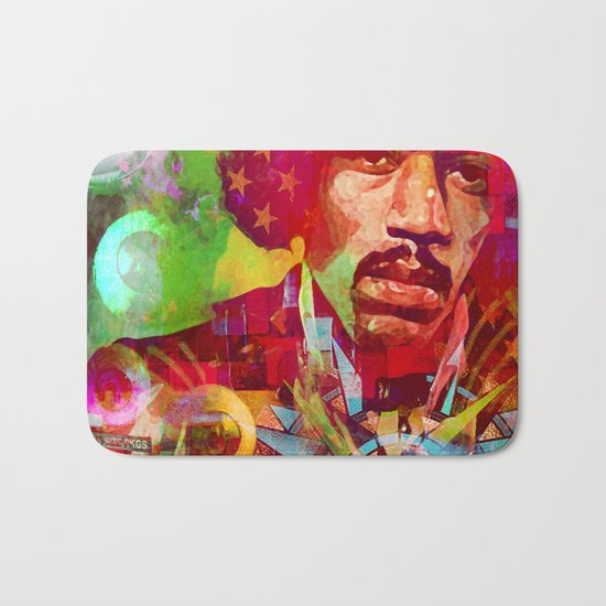 Are You Experienced Bath Mat