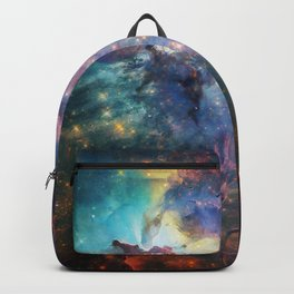 Lagoon Nebula / Second Version Backpack
