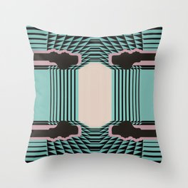 Gatsby by Michelle Weinberg Soft Research Throw Pillow