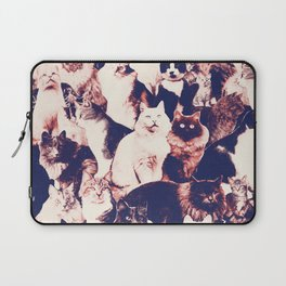 Cats. Forever. Laptop Sleeve